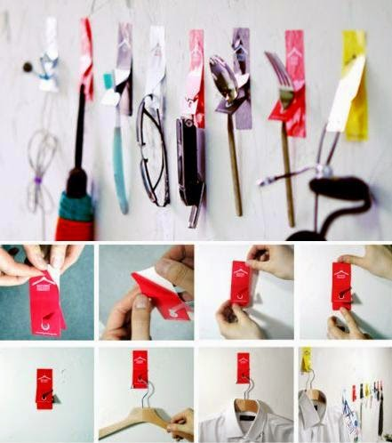 Interesting Wall Hooks And Coat Racks New Ideas And Innovations