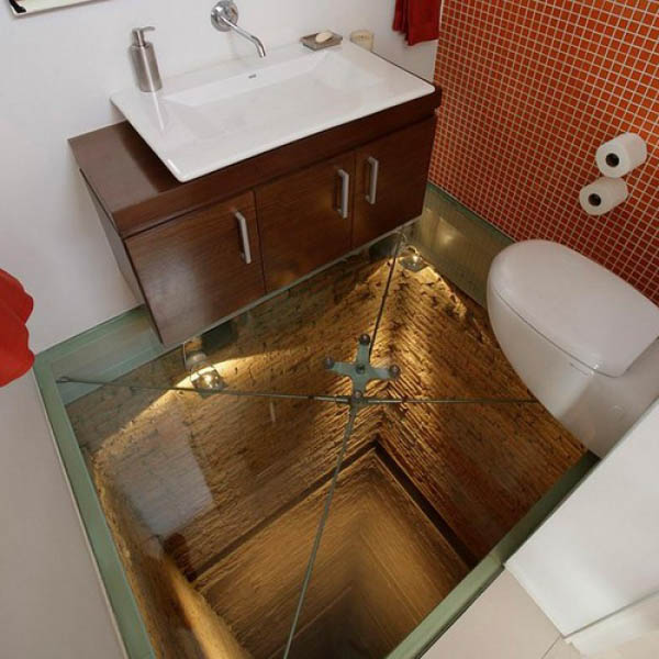 Amazing 3d Floor Tiles Turn Your Home Into Another World New
